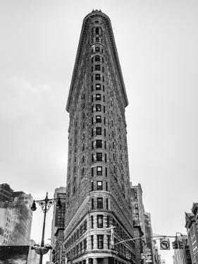 Flatiron Building Facade by Philippe Hugonnard