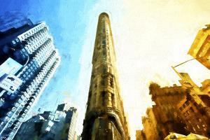 Flatiron Building II by Philippe Hugonnard