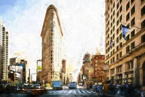 Flatiron Building IV by Philippe Hugonnard