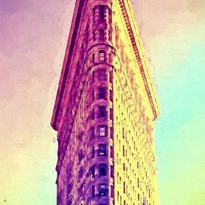 Flatiron Building by Philippe Hugonnard