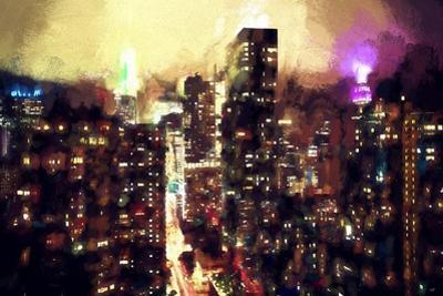Good Night Manhattan by Philippe Hugonnard