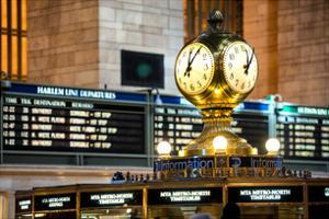 Grand Central Dining Concourse Sign - Grand Central Terminal - Manhattan - New York City by Philippe Hugonnard