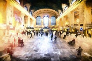 Grand Central Station by Philippe Hugonnard