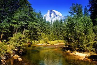Half Dome - Yosemite National Park - Californie - United States by Philippe Hugonnard
