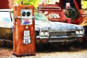 Historic Route 66 by Philippe Hugonnard