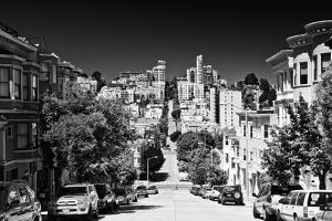 Hyde Street - Downtown - San Francisco - Californie - United States by Philippe Hugonnard