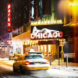 Instants of NY Series - Chicago the Musical by Philippe Hugonnard