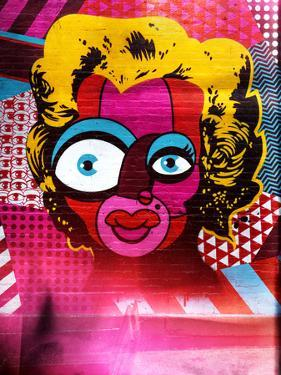 Instants of NY Series - Colors Street Art by Philippe Hugonnard