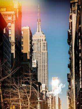 Instants of NY Series - Empire State Building View by Philippe Hugonnard