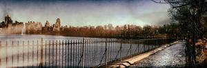 Instants of NY Series - Panoramic Landscape by Philippe Hugonnard
