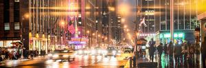 Instants of NY Series - Panoramic View by Philippe Hugonnard