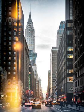 Instants of NY Series - Urban Street View by Philippe Hugonnard