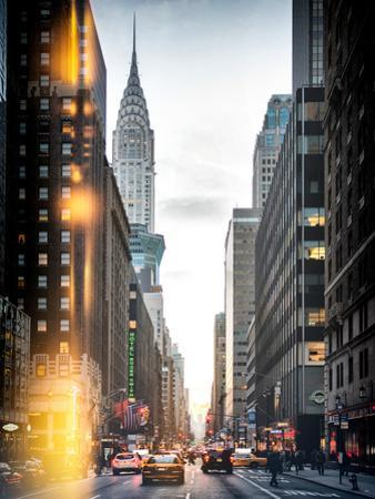 Instants of NY Series - Urban Street View