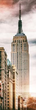 Instants of NY Series - Vertical Panoramic by Philippe Hugonnard