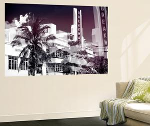 Instants of Series - Art Deco Architecture of Miami Beach - The Esplendor Hotel Breakwater by Philippe Hugonnard