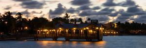 Jetty View - Sunrise to Key West - Florida by Philippe Hugonnard