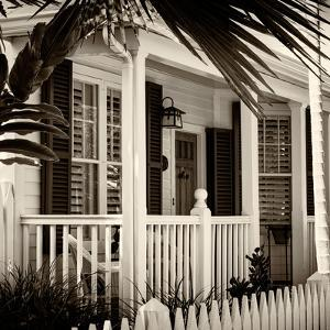 Key West Architecture - Heritage Structures in Old Town Key West - Florida by Philippe Hugonnard