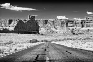 Landscape - Arches National Park - Utah - United States by Philippe Hugonnard