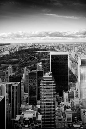 Landscape - Central Park - New York City - United States by Philippe Hugonnard