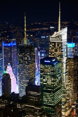Landscape - Manhattan - New York City - United States by Philippe Hugonnard