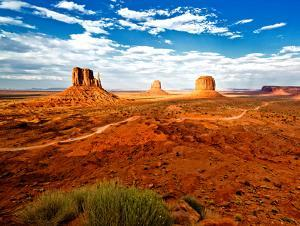 Landscape - Monument Valley - Utah - United States by Philippe Hugonnard