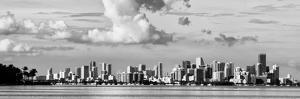 Landscape of Downtown Miami - Florida - USA by Philippe Hugonnard