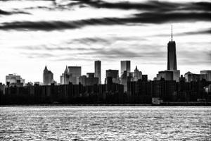 Landscape with One Trade Center (1WTC) by Philippe Hugonnard
