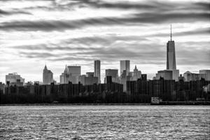 Landscape with One World Trade Center (1WTC) by Philippe Hugonnard