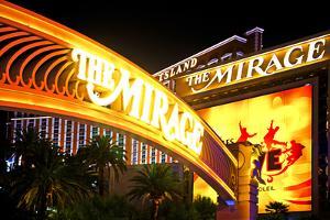 Le Mirage - hotel - Casino - Las Vegas - Nevada - United States by Philippe Hugonnard