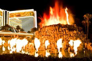 Le Mirage - hotel - Casino - Las Vegas - Nevada - United States by Philippe Hugonnard