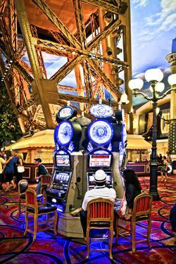 Le Paris - Casino - Las Vegas - Nevada - United States by Philippe Hugonnard
