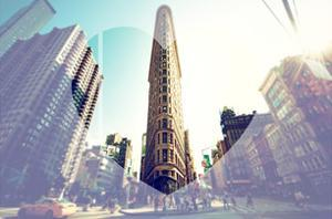 Love NY Series - The Flatiron Building - Manhattan - New York - USA by Philippe Hugonnard