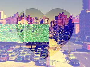 Love NY Series - Urban Scene in Chelsea - Manhattan - New York - USA by Philippe Hugonnard