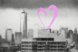 Luv Collection - New York City - 1WTC by Philippe Hugonnard