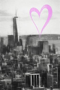 Luv Collection - New York City - Downtown Manhattan by Philippe Hugonnard
