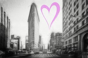 Luv Collection - New York City - Flatiron Building by Philippe Hugonnard