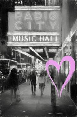 Luv Collection - New York City - Radio City Music Hall by Philippe Hugonnard