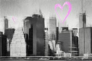 Luv Collection - New York City - Skyscrapers by Philippe Hugonnard