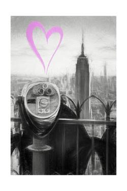 Luv Collection - New York City - Telescope by Philippe Hugonnard