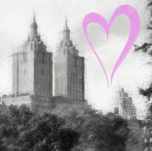 Luv Collection - New York City - The San Remo Building II by Philippe Hugonnard