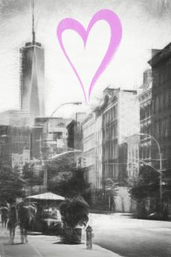 Luv Collection - New York City - Urban Street by Philippe Hugonnard