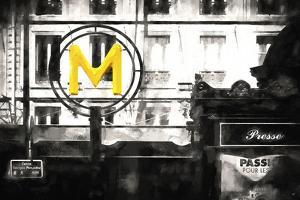 M Metro by Philippe Hugonnard