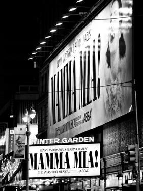 Mamma Mia! the Smash Hit Musical, Abba, Winter Garden, Times Square, Manhattan, New York by Philippe Hugonnard