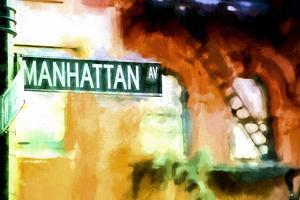 Manhattan AV by Philippe Hugonnard