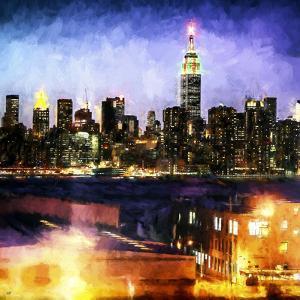 Manhattan Brooklyn by Philippe Hugonnard