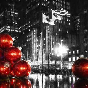 Manhattan Christmas II by Philippe Hugonnard