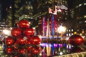 Manhattan Christmas by Philippe Hugonnard