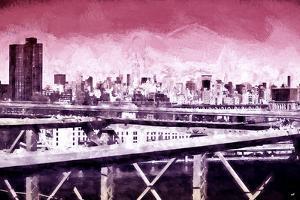Manhattan Pink by Philippe Hugonnard