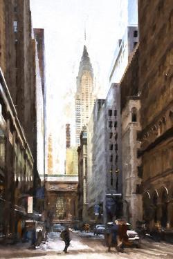 Manhattan Street by Philippe Hugonnard