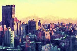 Manhattan Sunshine by Philippe Hugonnard